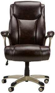 Amazonbasics Big And Tall Executive Chair Front